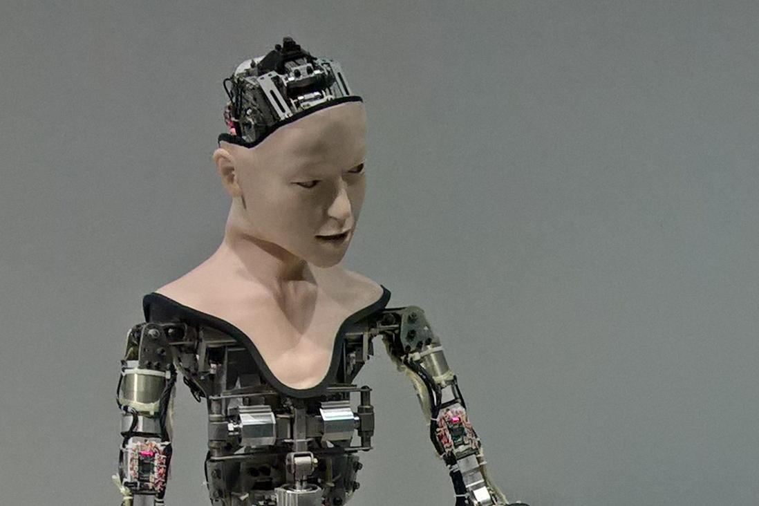 Kuvituskuva, robotti